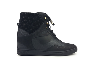 Louis Vuitton Millenium Wedge Sneaker